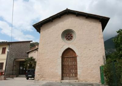 Costacciaro - Chiesa Misericordia