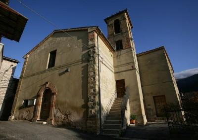Costacciaro - Chiesa S Apollinare 2