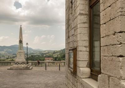 Costacciaro - monumento caduti