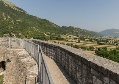 Costacciaro - veduta panoramica
