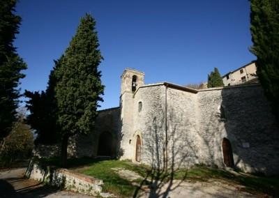 Fossato di Vico - Chiesa S Benedetto