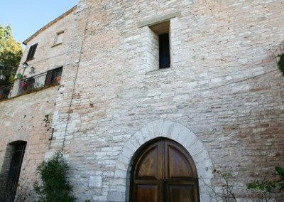 Fossato di Vico - Chiesa S Pietro