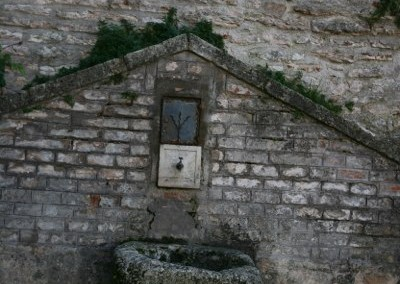 Fossato di Vico - Fontana