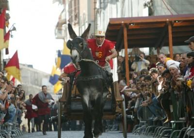 Gualdo Tadino - Corsa Somaro Carretto