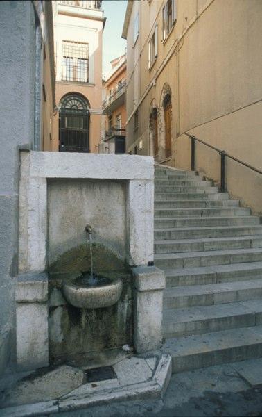 Gualdo Tadino - Via della Rocca