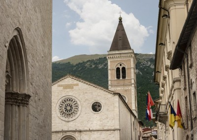 Gualdo Tadino - cattedrale