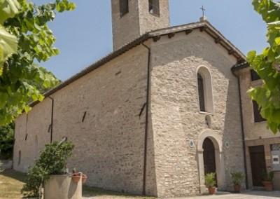 Gualdo Tadino - chiesa san facondino