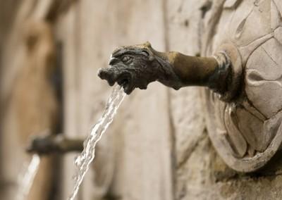 Gualdo Tadino - fontana