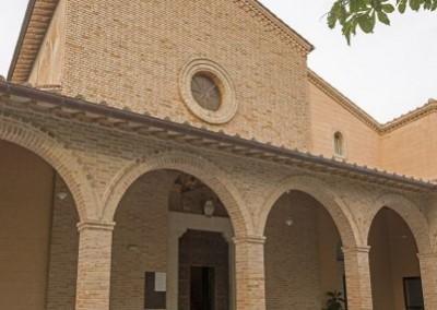Gualdo Tadino - monastero ss annunziata2