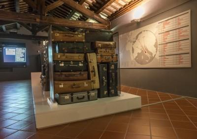 Gualdo Tadino - museo emigrazione