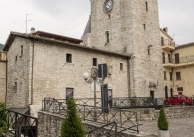 Gualdo Tadino - museo torretta