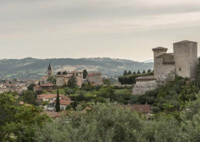 Gualdo Tadino - panoramica