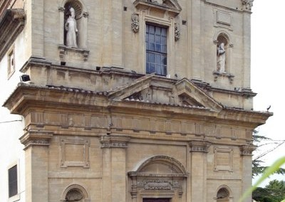 Gubbio - ChiesaMadonnaPrato