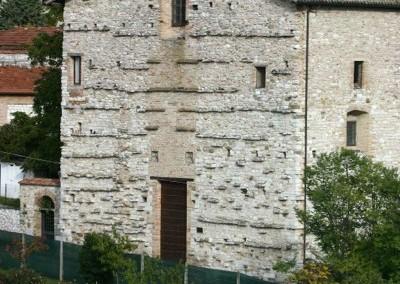 Gubbio - ChiesaSMariaPiaggiola
