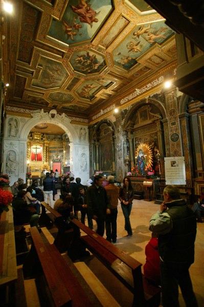 Gubbio - ChiesaSantaCroceInt