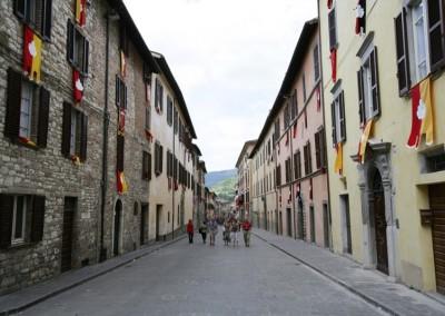 Gubbio - CorsoGaribaldi