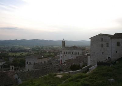 Gubbio - Panorama2