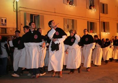 Gubbio - Processionea)