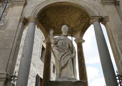 Gubbio - StatuaSUbaldo
