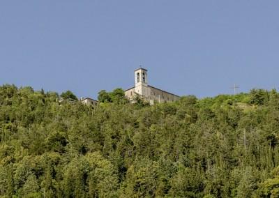 Gubbio - basilicasantubaldodateatro