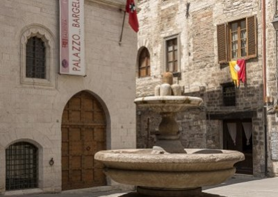 Gubbio - fontanaepalazzodelbargello