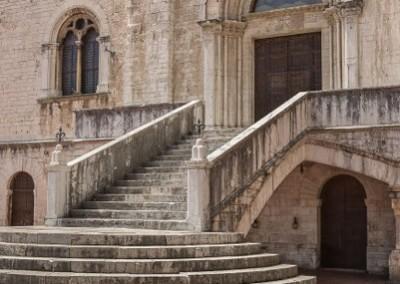 Gubbio - palazzodeiconsoliscale