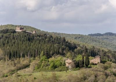 Lisciano Niccone - castelli nascosti