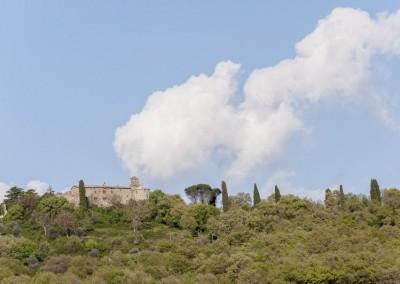 Lisciano Niccone - castello lisciano