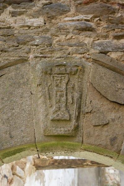 Lisciano Niccone - castello lisciano stemma