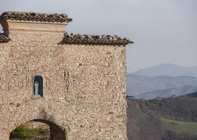 Monte Santa Maria Tiberina - porta santa maria
