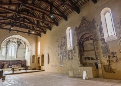 Montone - chiesa  di san francesco