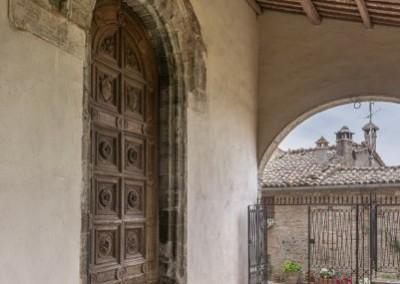 Montone - chiesa san francesco