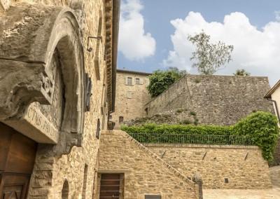 Montone - giardini di san francesco