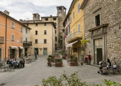 Montone - piazza fortebraccio