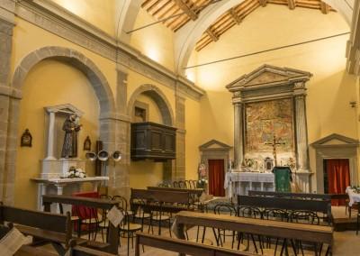 Pietralunga - chiesa di castelfranco