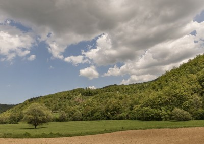 Pietralunga - natura a castelfranco