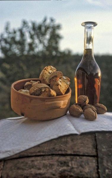 Prodotti tipici - Vin Santo