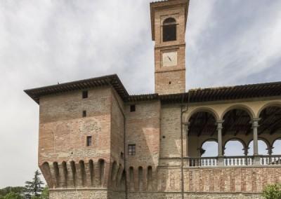 San Giustino - castello bufalini esterno1
