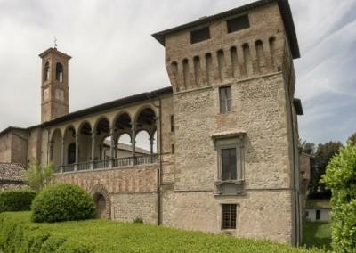 San Giustino - castello bufalini esterno2