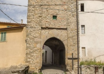 San Giustino - porta longobarda di celalba