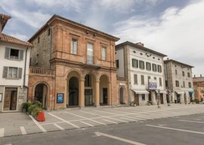 San Giustino - scorcio centro