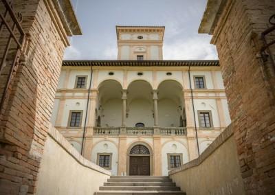 San Giustino - villa magherini graziani frontale