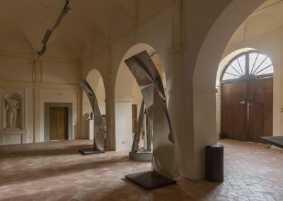 San Giustino - villa magherini graziani mostra interna