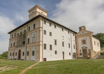 San Giustino - villa magherini graziani panoramica