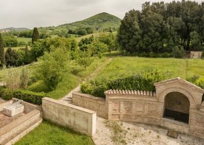 San Giustino - villa magherini graziani retro