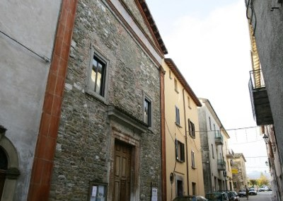 Scheggia e Pascelupo - Via Roma