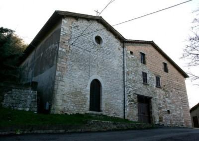 Sigillo - Chiesa SM Assunta Scirca