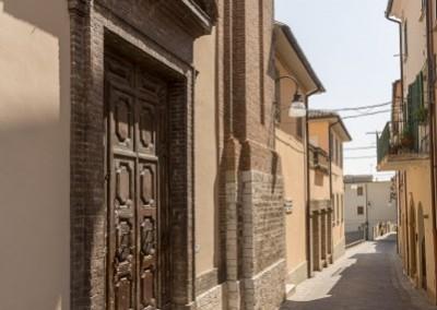 Sigillo - vicolo sant agostino