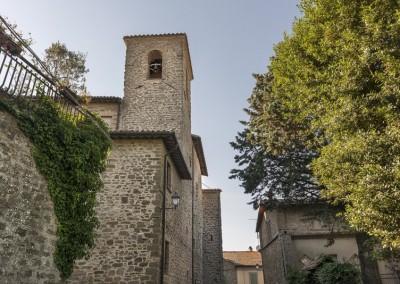 Valfabbrica - casacastalda campanile