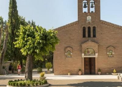 Valfabbrica - casacastalda santuario madonna dell olmo
